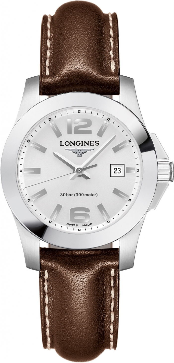 L3.377.4.57.6 Longines Conquest 34mm női karóra